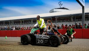 UMD Racing e.V. - Formula Student Germany 2015 Hockenheim